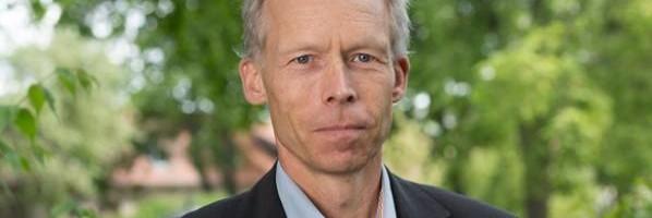 Lyssna på Johan Rockström. Professor i miljövetenskap