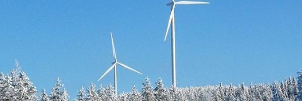 Nya riksintresseområden för vindbruk är beslutade