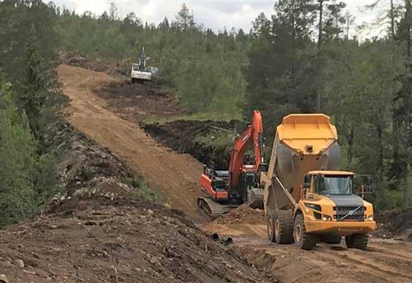 Skellefteå Kraft och Ardian möjliggör ny vindkraftpark i Härjedalen